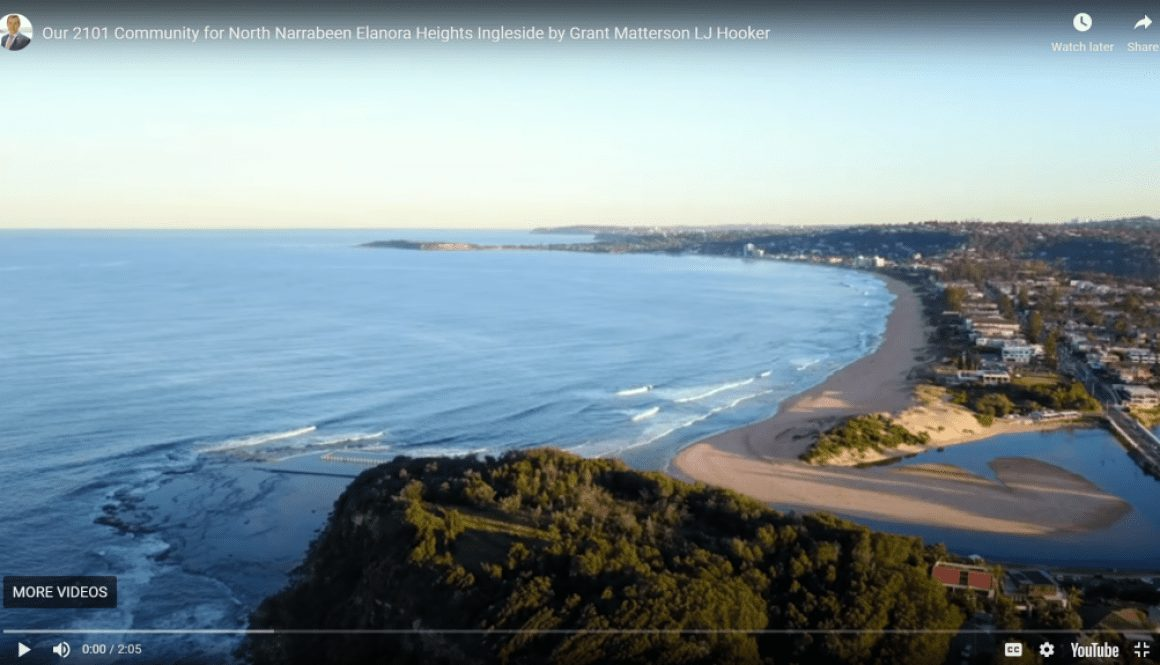 Our 2101 Community for North Narrabeen Elanora Heights Ingleside