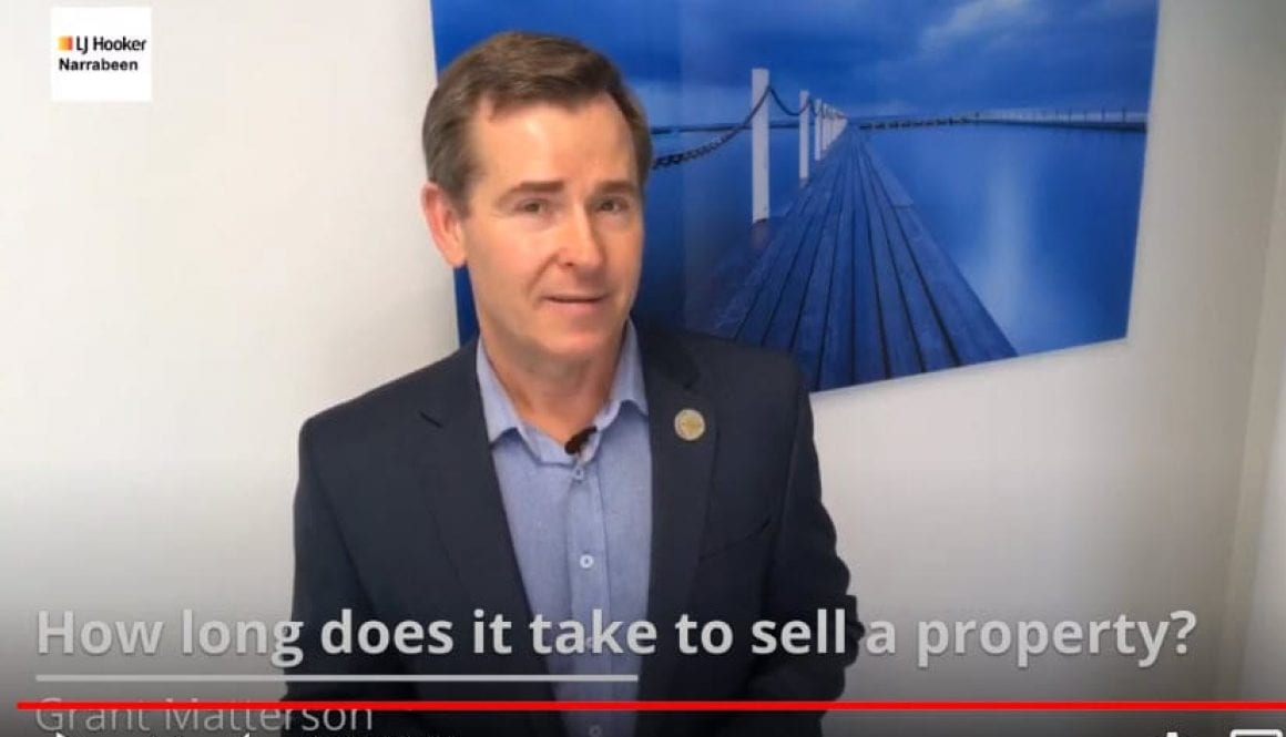 How long does it take to sell a property
