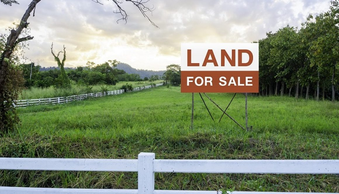 Buying land: what to consider